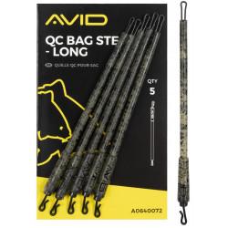 Akcesoria karpiowe Avid - QC Bag Stems - Long