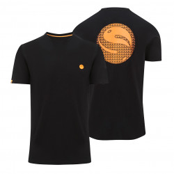 Koszulka Guru Gradient Logo Tee Black T-Shirt