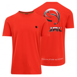 Koszulka Guru Semi Logo Tee Red T-Shirt