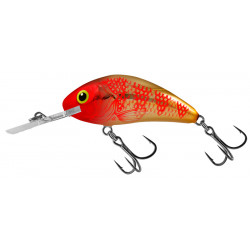 Salmo Rattlin Hornet 3,5cm Floating - Golden Red Head
