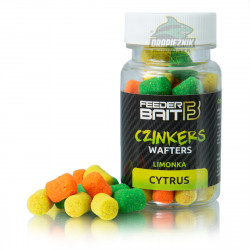 Czinkers Feeder Baits - 6/9mm Cytrus