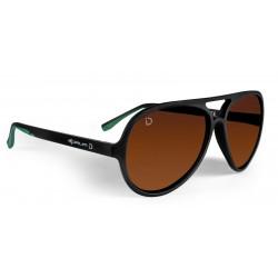 Okulary Korum Old School iD Polarised Glasses - Amberjack K0350064
