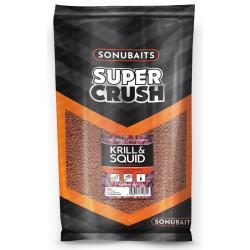Zanęta Sonubaits Supercrush - Krill & Squid