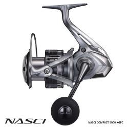 Kołowrotek Shimano Nasci FC C5000 XG