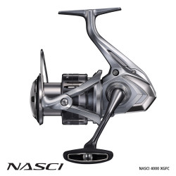 Kołowrotek Shimano Nasci FC 4000 XG