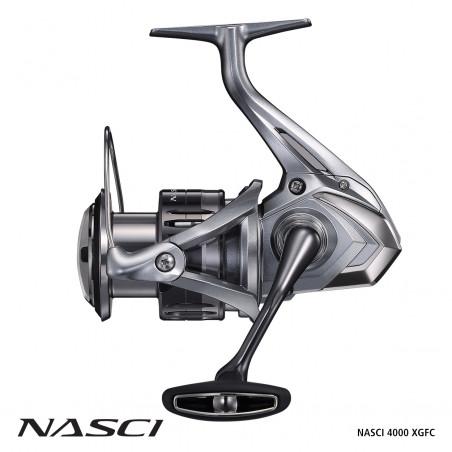 Kołowrotek Shimano Nasci FC 4000