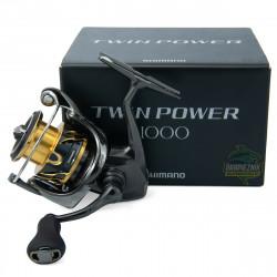 Kołowrotek Shimano Twin Power FD 1000