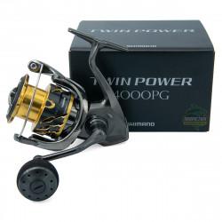 Kołowrotek Shimano Twin Power FD 4000 PG