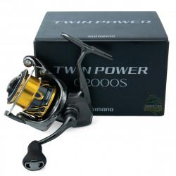Kołowrotek Shimano Twin Power FD C2000S