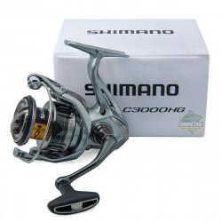 Kołowrotek Shimano Nasci FC C3000