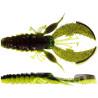 Westin CreCraw Creature 14cm - Black/Chartreuse