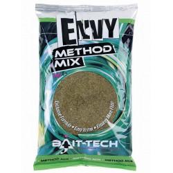 Zanęta Bait-Tech 2kg Envy Green Hemp and Halibut Method-Mix