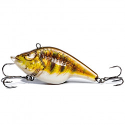 Wobler FishTank Penalty Target 9,0cm - Striped Lemon