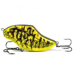 Wobler FishTank Steel Target 7,0cm - Yellow