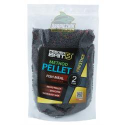 Pellet Feeder Baits Prestige 800g - 2mm Fish Meal DARK SPICE