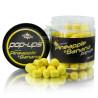 Kulki/Dumbellsy Dynamite Baits Fluoro Pop-Ups - 15mm Pineapple & Banana