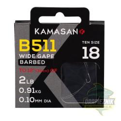 Przypony Kamasan B511 30cm - roz. 22