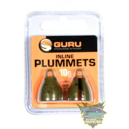 Gruntomierze Guru Inline Plummets - 10g