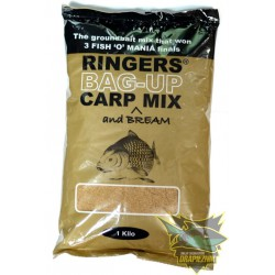 Zanęta Ringers - Bag-Up Carp Mix 1kg