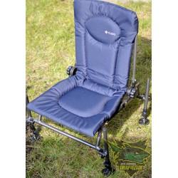 Krzesło Cuzo F2 - NIEBIESKIE