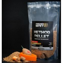 Pellet Feeder Baits 800g - Royal 2mm