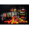 Dumbel Fluo Feeder Baits 100ml - 8/10mm Truskawka